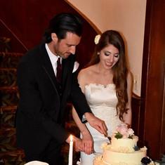 Matchmaker Cristina Conti Pineda & husband Daniel Pineda