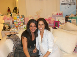 Alessandra Conti & Ana Ortiz