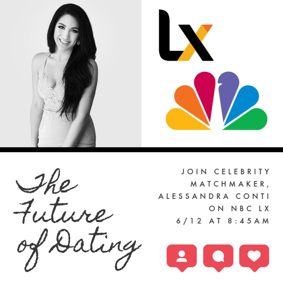 Alessandra Conti on NBC LX