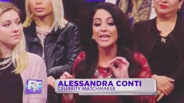 Alessandra Conti on CBS