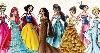 The Disney Princess Theory