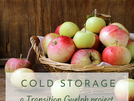 The Benefits of Root Cellars and Cold Rooms