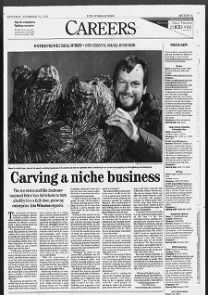 Carving a niche business