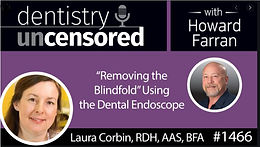 "Laura Corbin, RDH, BFA, AAS Talks ""Removing the Blindfold""Using the Dental Endoscope : Dentistry Unc"
