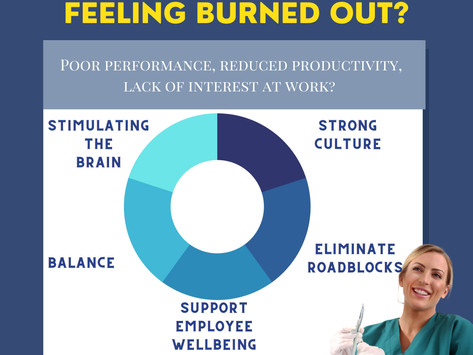 FEELING BURNT OUT?