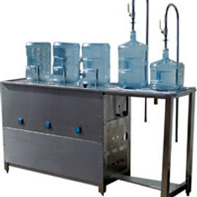 BWF-2 Bottle Washer & Filler