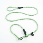 Urban Reflective Dog Rope Leash Manufacturer - Lime.jpg