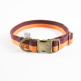 Cotton Dog Collar Manufacturer - Caramel.jpg