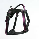 Reflective Outdoor Dog Harness Manufacturer - Black.jpg