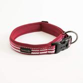 Reflective Neoprene Padded Dog Collar Manufacturer - Red.jpg