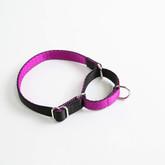 Dual-Color Martingale Training Dog Collar Manufacturer - Black side.jpg