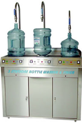 BWF-3 Bottle Washer & Filler
