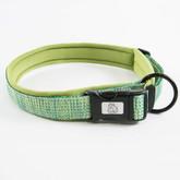 Urban Neoprene Padded Dog Collar Manufacturer - Lime.jpg