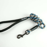 Relfective Mountain Rope Leash Manufacturer - Blue.jpg