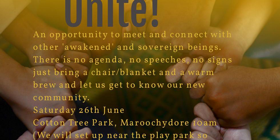 Let Us Unite!
