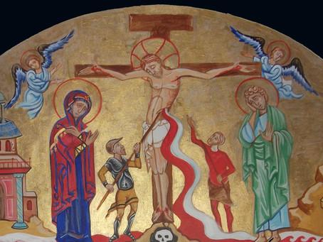 We Glory in the Cross
