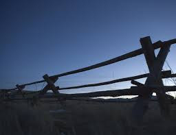 A Stick, A Fence, A Cross