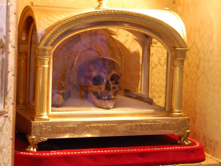 From Relics to a Cool Mortician
