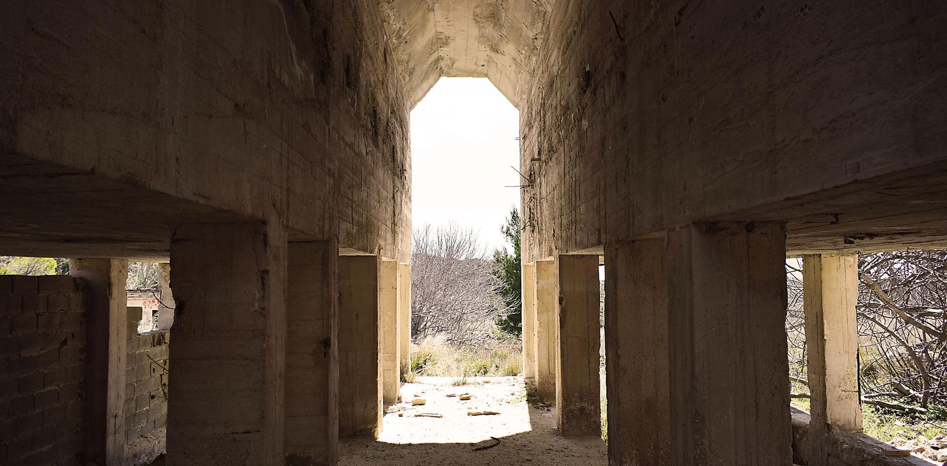 Λατομεία Μουζάκη - Πεντέλη