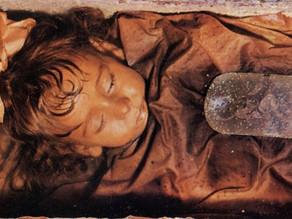 Η Ωραία Κοιμωμένη των Κατακόμβων των Καπουτσίνων