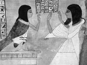 Το μυστήριο των αρχαίων θεών με Δύο Δεξιά ή Δύο Αριστερά… χέρια