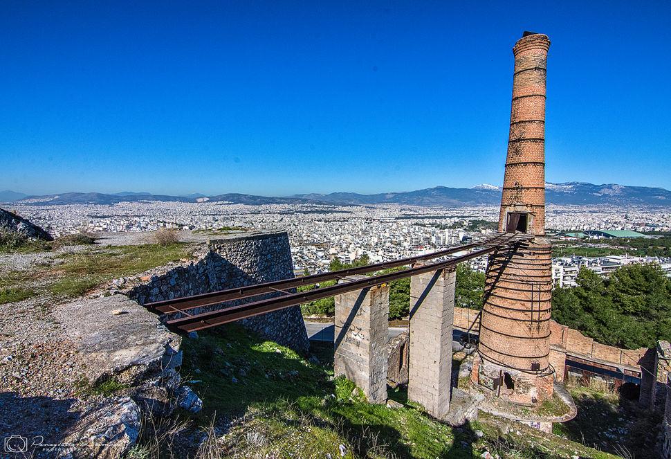Tουρκοβούνια Λατομεία ΛΑΡΚΟ-ΚΕΚΡΟΨ