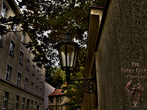 Prague's Old Jewish cemetery and the myths surrounding it.