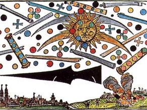 Το ουράνιο φαινόμενο της Νυρεμβέργης (1561)