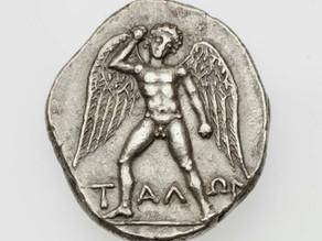 Τάλως, ο προστάτης της Κρήτης