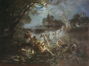 1 Μαΐου: η μεγάλη νύχτα των Μαγισσών (Βαλπούργια Νύχτα)
