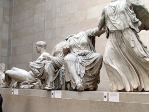 «Τα γλυπτά του Παρθενώνα ζωντάνεψαν»: Περίεργες ιστορίες των φυλάκων Βρετανικού Μουσείου.
