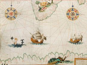 Τέρατα σε Μεσαιωνικούς χάρτες και η σημασία τους