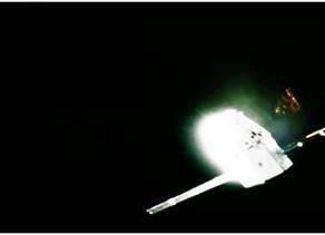"""Εμφάνιση UFO στην αποστολή του """"SpaceXCRS-16"""" στον ISS;"""