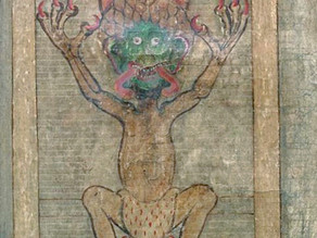 Codex Gigas or Satan's Bible