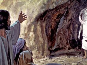 Γιατί ο Λάζαρος δεν γέλασε ποτέ ξανά μετά την ανάστασή του Τι απέγινε ο 30χρονος φίλος του Ιησού, σύ
