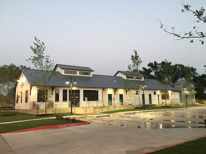 New Dentists' Office in Bastrop