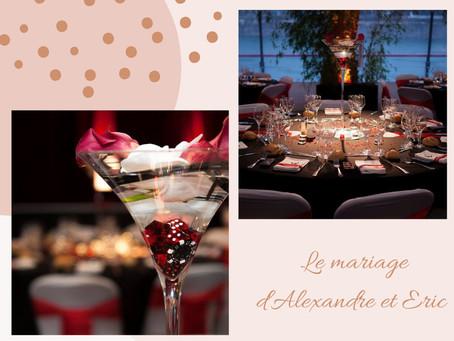 - LE MARIAGE DE A&E -