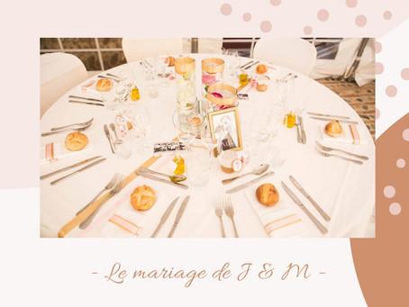 - LE MARIAGE DE J&M -