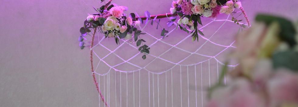 Décoration mariage attrape rêve