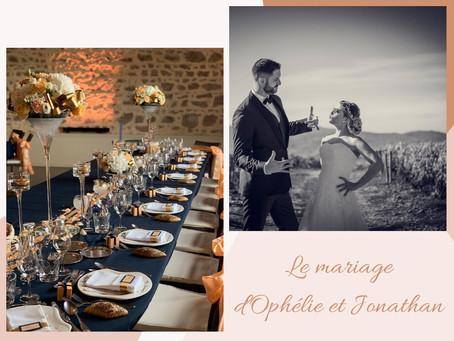 - LE MARIAGE DE O&J -