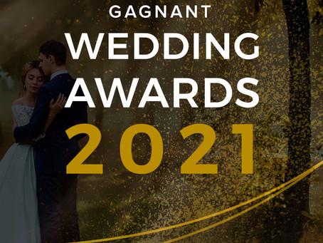 - WEDDING AWARDS 2021 -