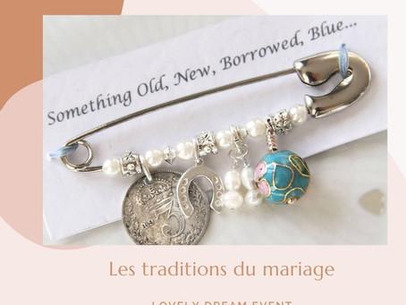 - LES TRADITIONS DU MARIAGE -