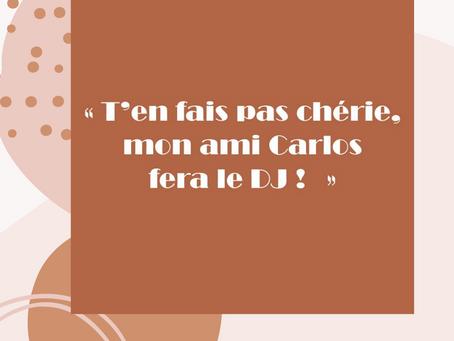 - ERREUR DE FUTURS MARIES -