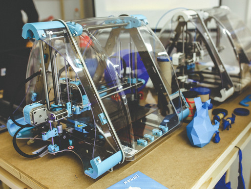 Bioprinting - 3D-Printing in Biology and Medicine