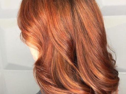 Red Hair: Causes? Rumors of extinction? Why don't redheads gray as quickly?