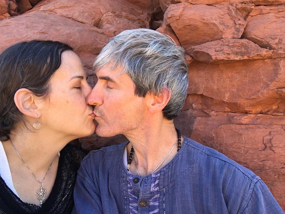 David & Leah
