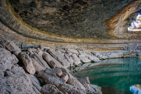 How to Visit Hamilton Pool Preserve Swimming Hole near Austin, Texas