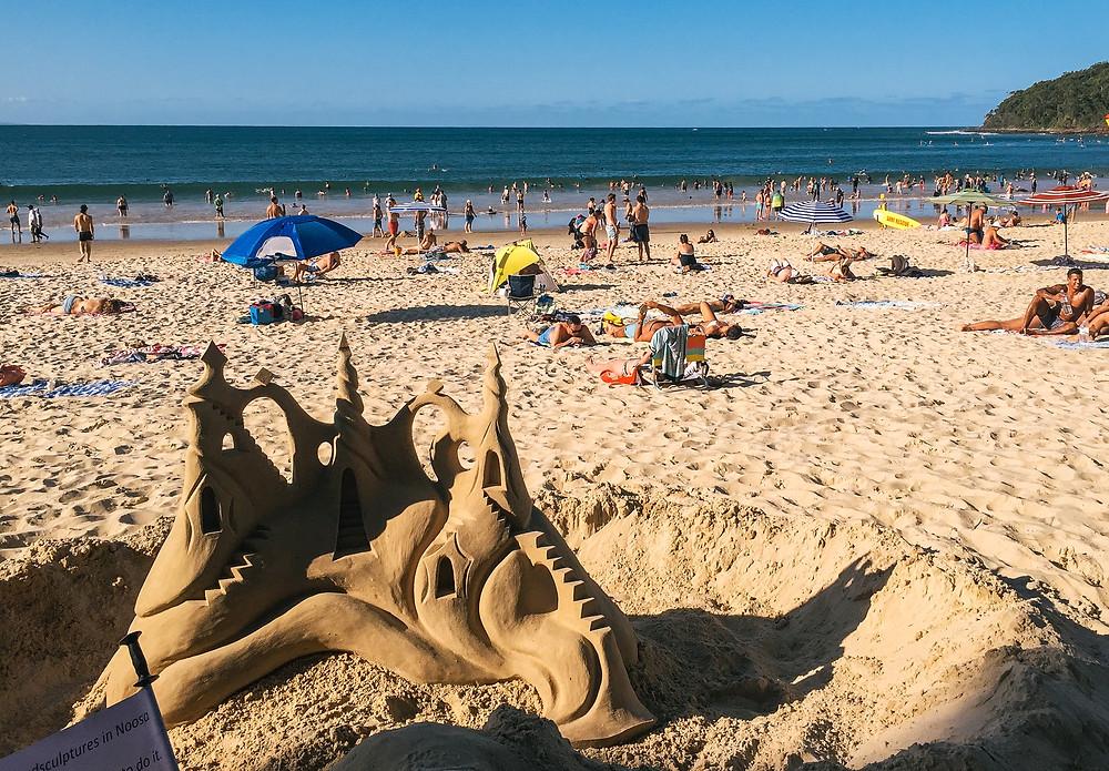McCormick Sandcastle