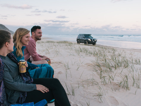 3 Day/2 Night Itinerary for Fraser Island