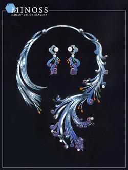 2010 국제주얼리디자인공모전 dntn우수디자이너 박주하